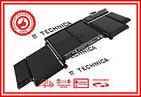 Батарея APPLE A1493 MacBook Pro A1502  (2013-2014г) ME864LL/A, ME866LL/A 11.34V 6330mAh ОРИГИНАЛ