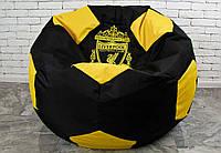 Кресло мешок Ливерпуль мяч XXL (150) oxford 600 Liverpool