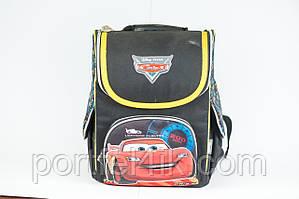 Рюкзак шкільний каркасний 1вересня Тачки 551811 cars