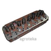 Головка блока цилиндров ЮМЗ с клапанами. Д65-1003012 СБ