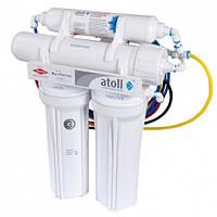 Система обратного осмоса, 4хступенчатая , ATOLL, A-450