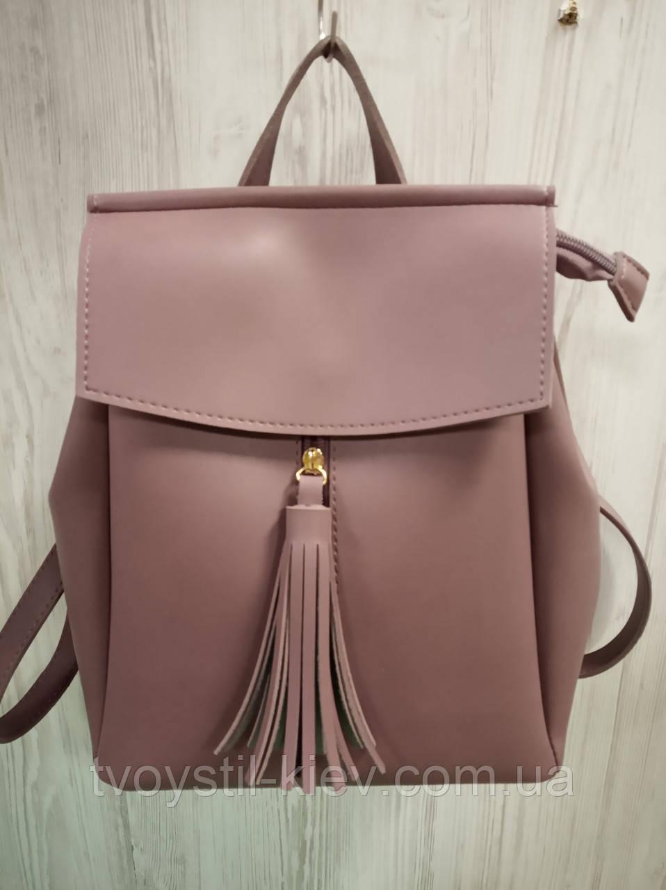 9af462987860 Сумка рюкзак молодежный эко кожа, цена 675,75 грн., купить в Киеве ...