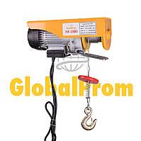 Таль электрическая стационарная PA, таль РА, электрическая лебедка, таль электрическая РА, Рашка