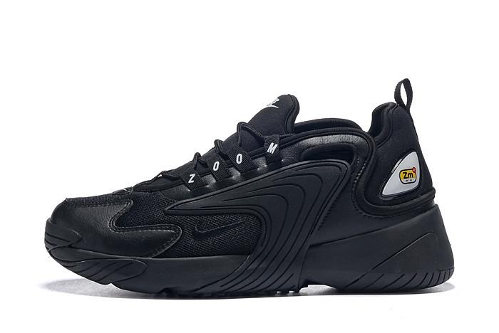 """Кроссовки Nike Zoom 2K """"Черные"""""""