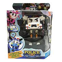 """Трансформер """"Робо Police car"""" JT3100 Полицейская машина"""