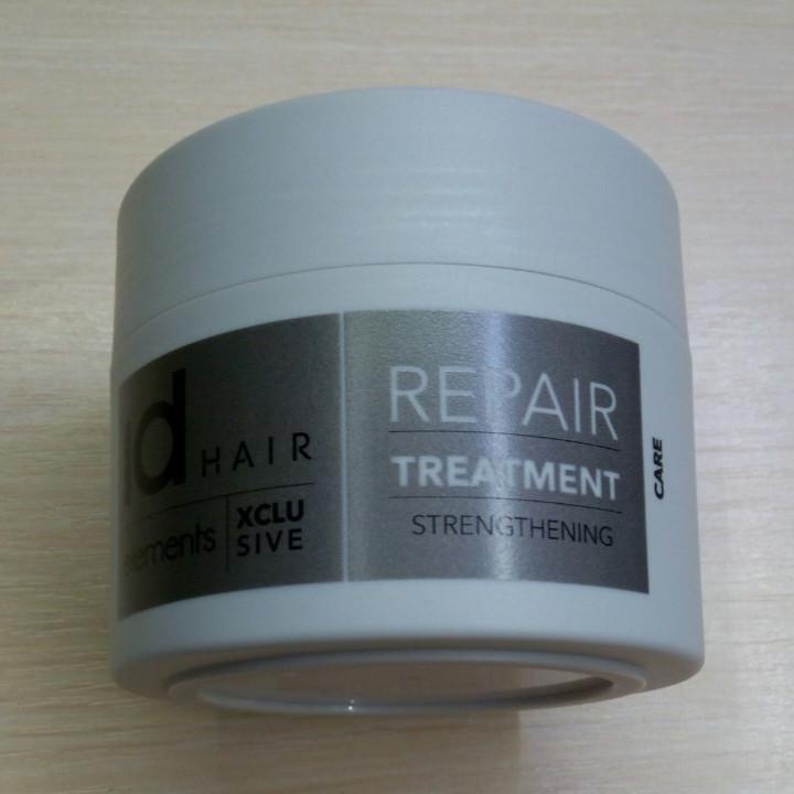 Id  HAIR Elements  TITANIUM  Маска восстанавливающий д/сухих и поврежденных волос