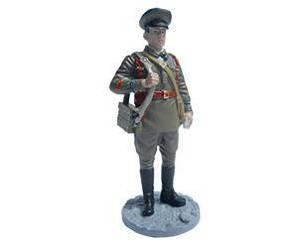 Фігурка олов'яна (Eaglemoss) Офіцер інженерних військ №42 (1:32)