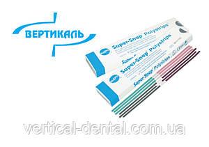 Super-Snap Polystrips - штрипси L526 - Зелені/Рожеві