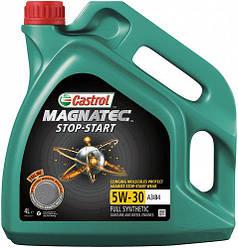 Масло моторное Castrol Magnatec Stop-Start 5W-30 А3 / В4 4л