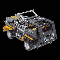 Конструктор LEGO Technic Техно Лего 2 в 1 Black на пульте, фото 3