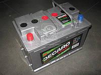 Аккумулятор   77Ah-12v DECARO START (276х175х190),L,EN620, (арт. 6СТ-77 АЗ (1)), AGHZX
