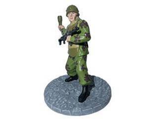 Фігурка олов'яна (Eaglemoss) Боєць інженерно-штурмових частин РВГК №48 (1:32)