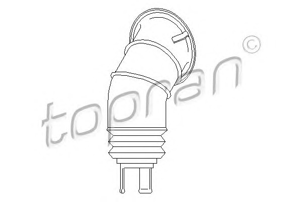 Пыльник рул.рейки VW B-3/Golf 2 +Г/У 108 030