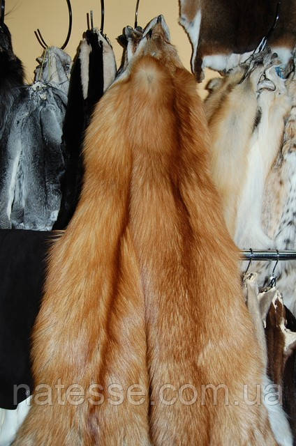 Мех лисы голд Канада (шкурки выделанные) неокрашенный. Отправка по Украине наложенным платежом.
