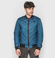 Куртка весенняя мужская - 378 джинс