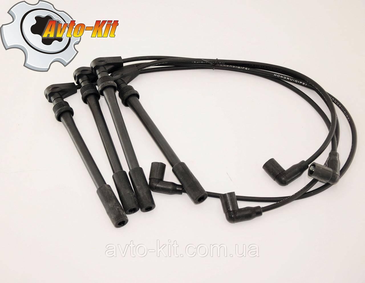 Высоковольтные провода (комплект 4 шт) Chery Amulet