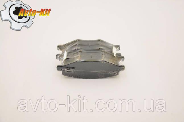 Колодки тормозные передние без ушка ( с ABS) Chery Amulet, фото 2
