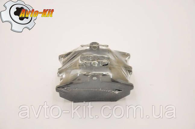 Колодки тормозные передние с ушком ( без ABS) Chery Amulet, фото 2
