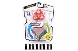 Кубик Рубика + логическая змейка 702