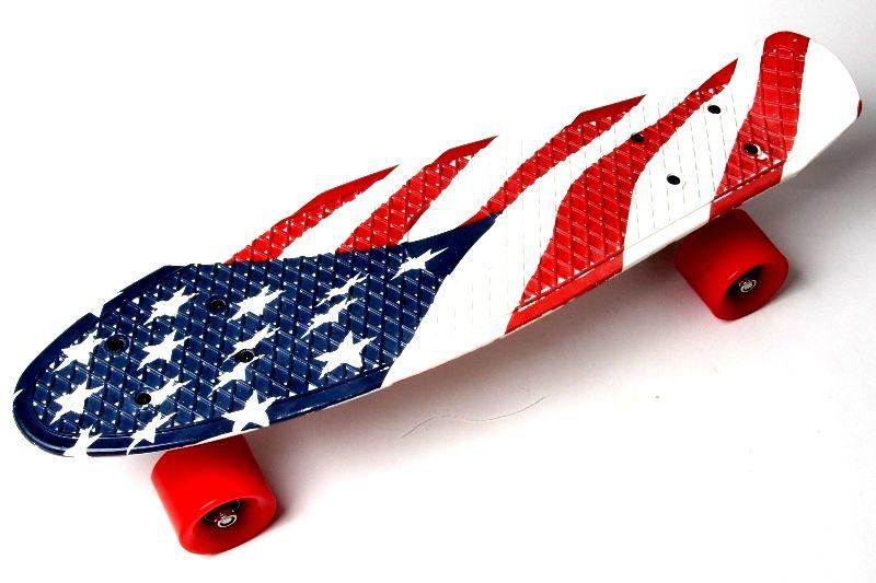 """Penny Board """"USA"""""""