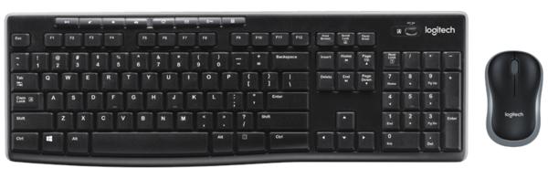 IT/наб LOGITECH Wireless Combo MK270