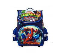 """Рюкзак ортопедический каркасный 3D """"Spider-Man"""""""