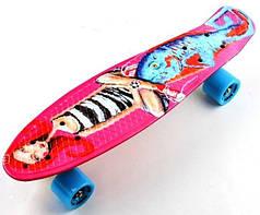 """Penny Board """"Little Mermaid"""""""