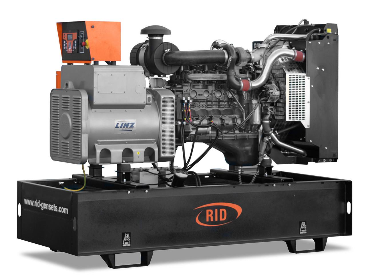 Дизельный генератор RID 250 C-SERIES (200 кВт)