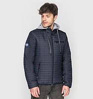 Осенняя молодежная куртка - 348 темно-синий 5b729bd52d879