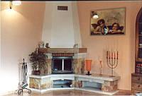 Камины Львов,   камин,  купить камины Tarnava Professional (дверца Prestige) 18 кВт