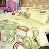 """Двуспальное постельное белье ТЕП 606 """"Круги разноцветные"""""""
