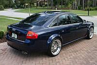 Чип Тюнинг Audi A6 2.7T ME7.1.1  0261207456_1037362929