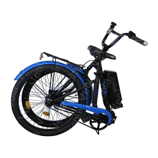 Электровелосипед складной АИСТ SMART24 XF07 350W/36V (литиевый аккумулятор 36V13.2Ah)