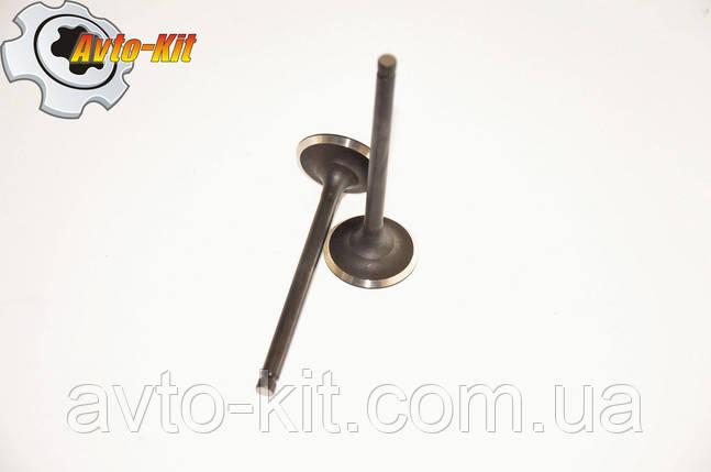 Клапан впускной 1,3/1,5 (комплект 8 шт) Geely CK, фото 2