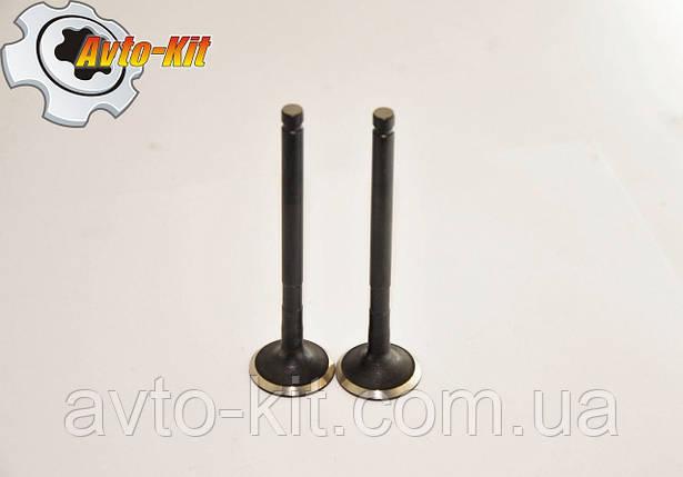 Клапан выпускной 1,3/1,5 (комплект 8 шт) Geely CK, фото 2