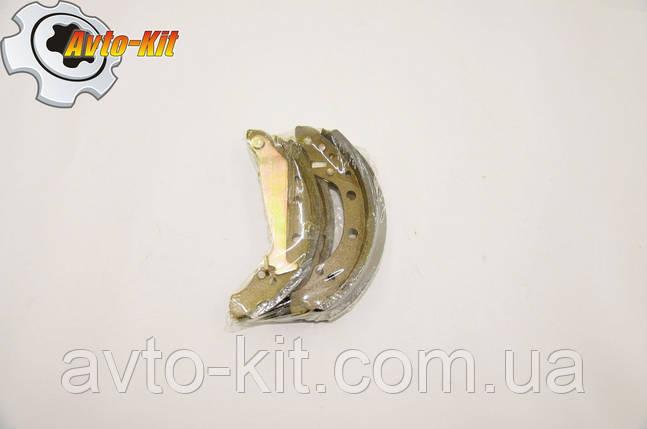Колодки тормозные задние без ABS (4 шт) Geely CK, фото 2