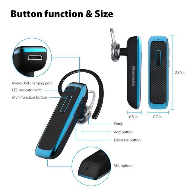 Беспроводная Bluetooth-гарнитура