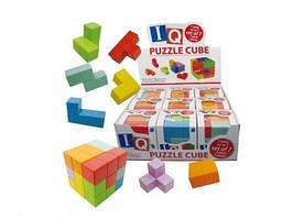 Кубик-пазл, 7 элементов 656A