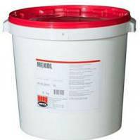 Клей MEKOL 1560 -для настила ПВХ, кварцвиниловой плитки и текстильных облицовочных материалов (20кг)