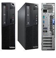 Системный блок (Intel Celeron G530 2x2.4Ghz 2Mb cache, s1155 H77 VGA, DP, 4xUSB3, DDR3 4Gb, HDD 250Gb, SFF) бу