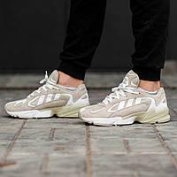 Мужские кроссовки Adidas Yung-1 \ Адидас Янг-1 Белые \ Чоловічі кросівки Адідас Янг-1 Білі