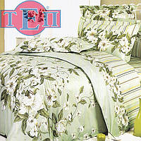 """Полуторное постельное белье 735 """"Жасмин"""" Bonne Idea, фото 1"""