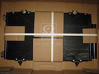 Конденсор кондиционера COND AVENSIS LHD 98-00 (Van Wezel), (арт. 53005266), AGHZX