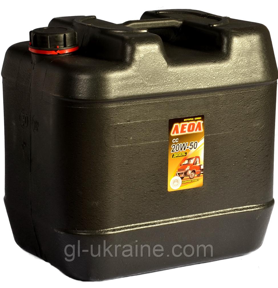 ЛЕОЛ DIESEL (М-4042) 20W-50, Моторное масло  30 л
