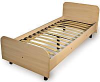 Кровать 3 (основание каркас-кровать на ламелях на регулируемых ножках)