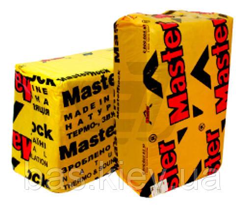 MASTER ROСK  Минеральная вата  50 мм ,  30кг/м3