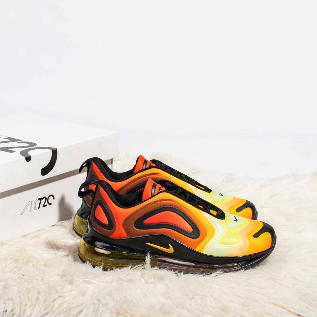92e8a6b0 Женские кроссовки в стиле Nike Air Max 720 Sunrise (36, 37, 38, 39, 40  размеры)