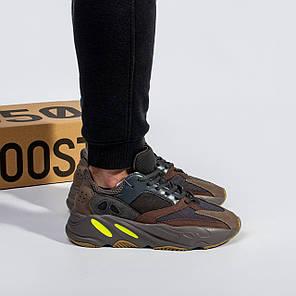 """Мужские/женские кроссовки в стиле Adidas Yeezy Boost 700 """"Mauve"""" (40, 41, 42, 43, 44, 45 размеры), фото 2"""