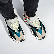 """Мужские кроссовки в стиле Adidas Yeezy Boost 700 """"Wave Runner"""" (41, 42, 43, 44, 45 размеры), фото 2"""