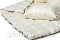 Одеяло Экопух 100% пуха 140х205 см (1000 г), фото 1